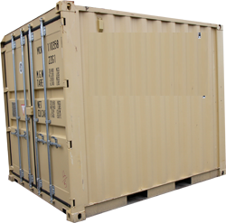 10 Foot Steel Shipping Containers