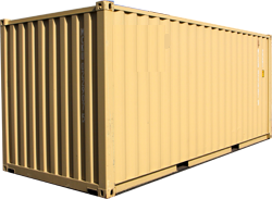 16 Foot Steel Shipping Containers