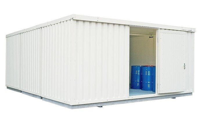 insulated storage container