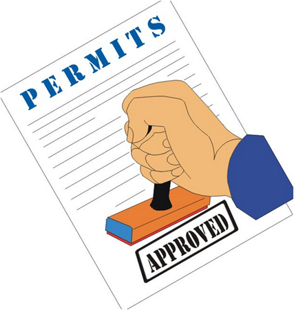 City And County Building Permit
