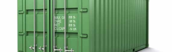 Conex Containers For Storage