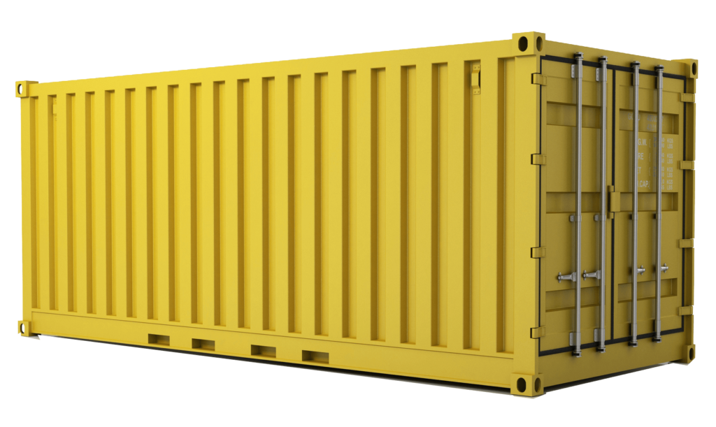 Affordable Steel storage container