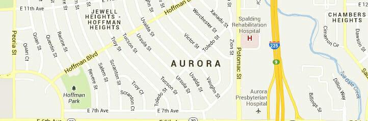 Aurora-map