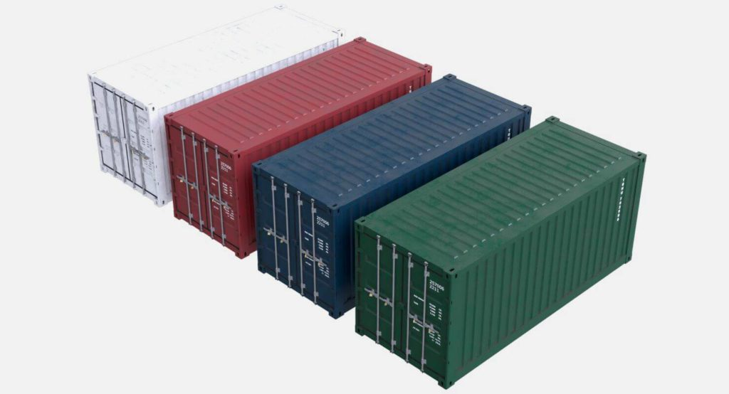 Find Cargo Containers
