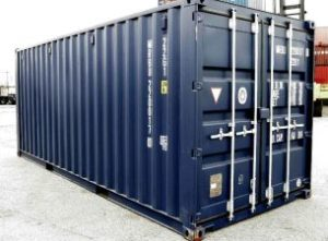 20ft-Metal Storage Containers