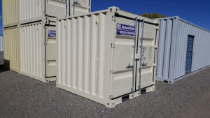 8 foot Metal Storage Containers