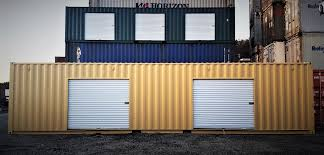 Metal Storage Containers