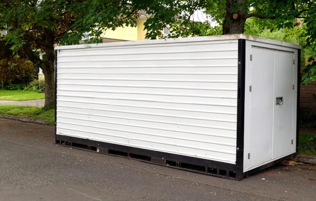 storage container rental rates