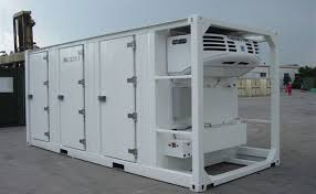 20 foot refrigerated containers