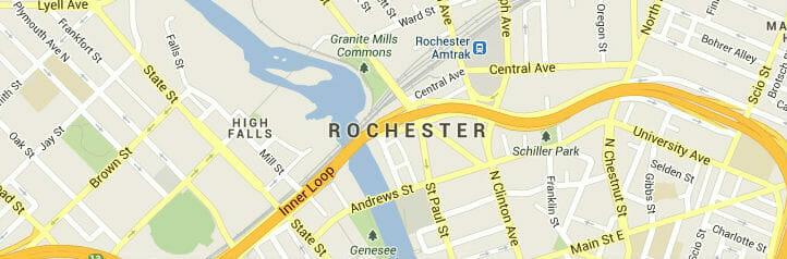 rochester-new-york-map